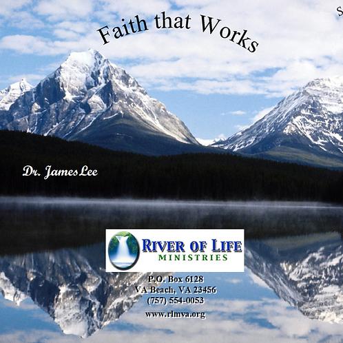 Faith that Works - Single Disc Sermon