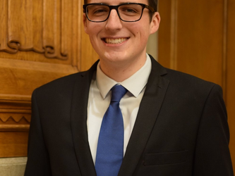 An Introduction to Current General Manager of the Cornellian Yearbook, Liam Cushen