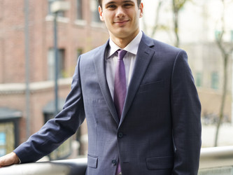 New Manager Spotlight: Luca Greenspun