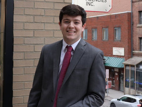 An Introduction to Jamie Moore-Gillon ('21), General Manager of Hired Hands Moving Company