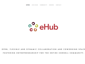 A Look at the New eHub Website