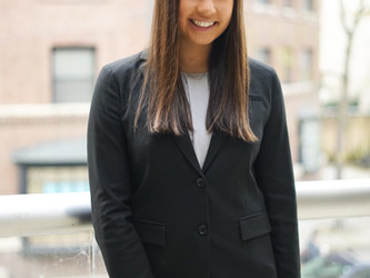 An Introduction to Jillian Smerechniak ('21), General Manager of Campus Promotions