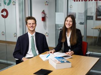 An Introduction to Arianna and Jordan of Student Agencies Tutoring