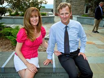 Nolans' Gift Endows Scholarship Fund for Veterans at Johnson