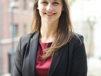 Student Executive Spotlight: Grace Rieflin