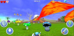 Death by Angry Mushroom