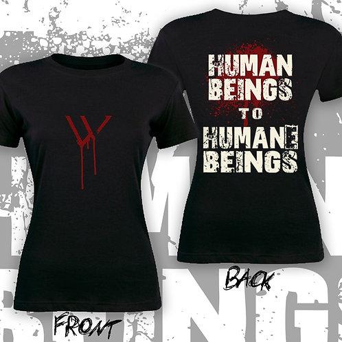 Humane Beings Girls T-Shirt