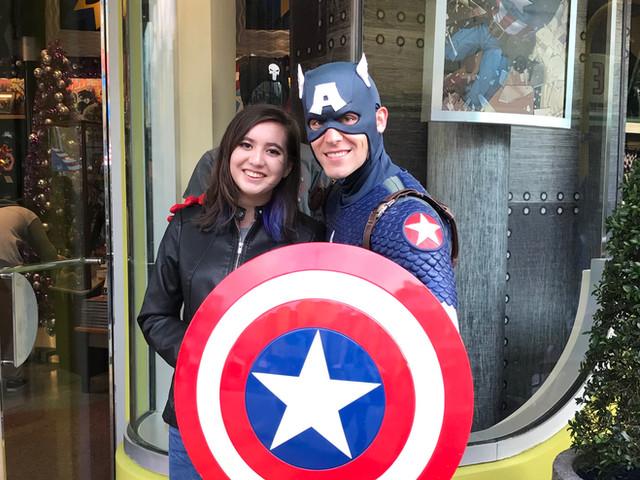 Our Superhero