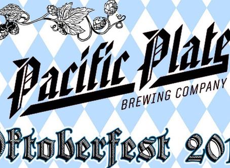 Oktoberfest 2013 at Pacific Plate