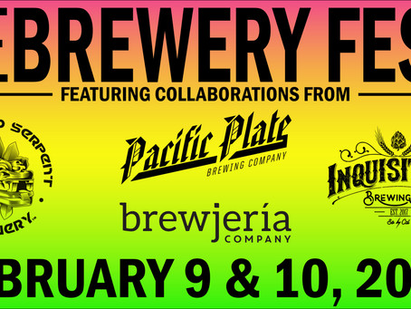 Pacific Plate Brewing Company Presents a Festival of the Latino Brewer
