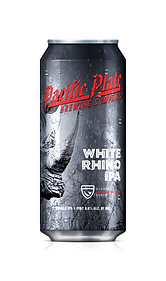 White Rhino IPA Can