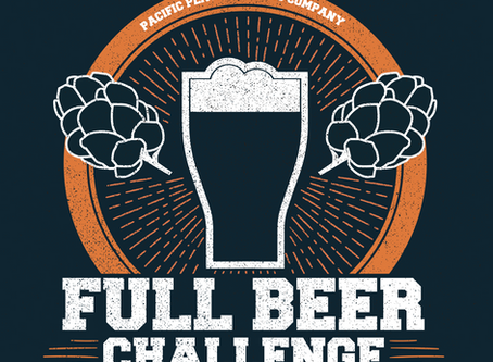 Take the Full Beer Challenge Today!