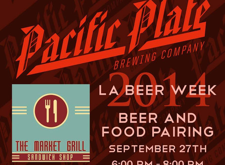 #LABW6 Beer and Food Pairing