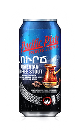 Armenian Coffee Stout Can