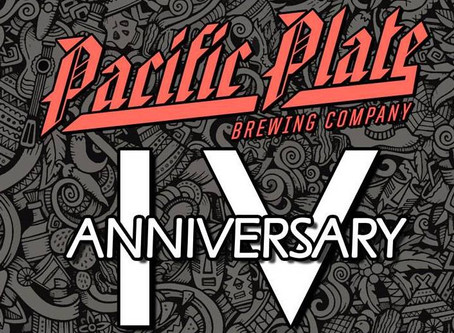 4th Anniversary Tropical Triple IPA Release and Celebration