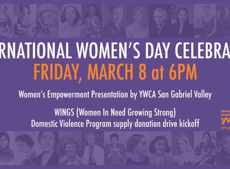 Cheers to Women!
