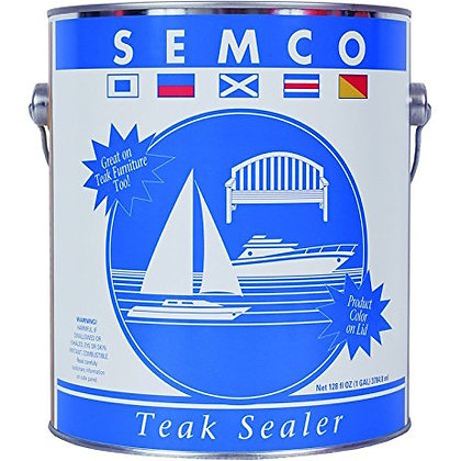 Semco Teak Sealer Natural 4L