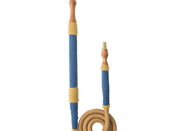 Tuyau Adalya ATH Traditionel Blue Fonce