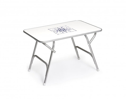 Folding Aluminium Table 60 x 88 x 70 cm M400H
