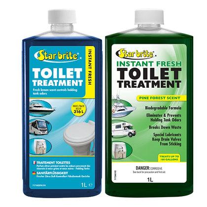 Star Brite Instant Fresh Toilet Treatment Lemon/Pine 1L