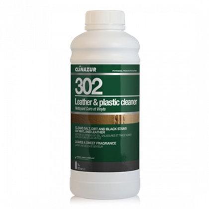 Clinazur 302 Leather & Plastic Cleaner 1L