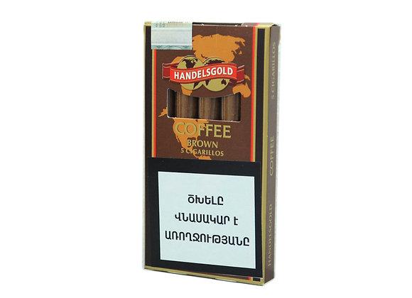 Handelsgold Brown/Coffee