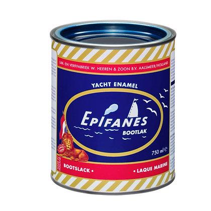 Epifanes Enamel Flat Black 750ml