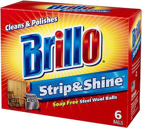 Brillo Strip & Shine