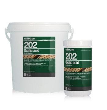 Clinazur 202 Oxalic Acid