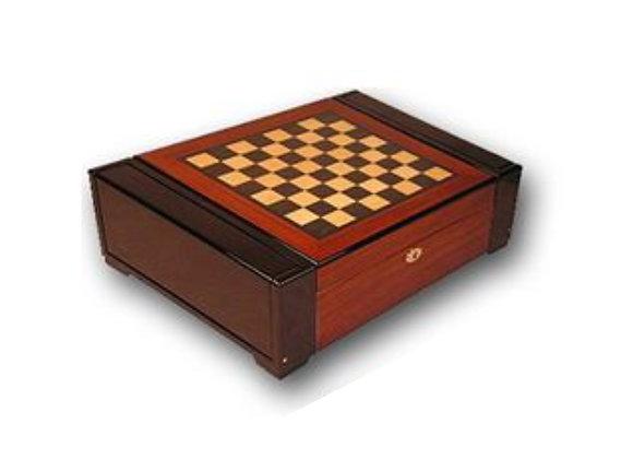 Cigar Humidifier Brown/Chess