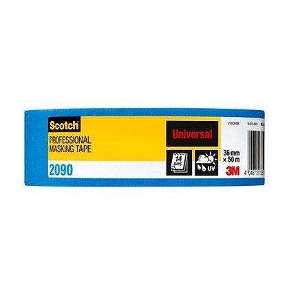 3M Blue Professional Masking Tape 36mmX50m