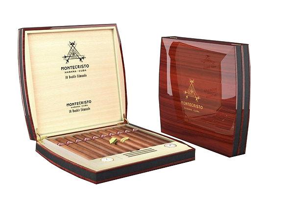 Montecristo Double Edmundo 2018 10 Cigars