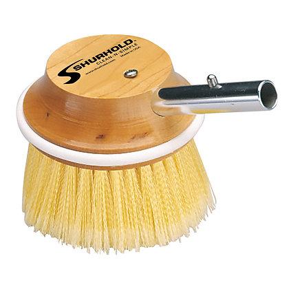 """Shurhold 5"""" Round Soft Brush Polystyrene"""