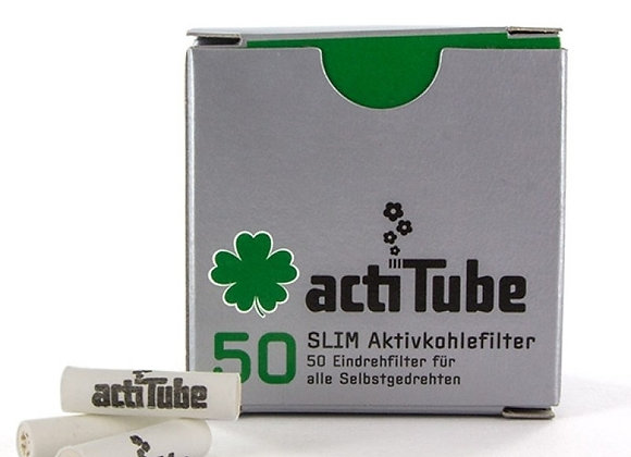 Actitube Activated Charcoal Filters