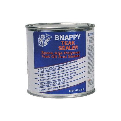 Snappy Teak Sealer 946ml