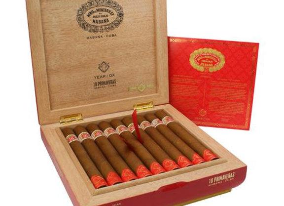 Hoyo de Monterrey Primaveras Year of the OX 18 Cigars