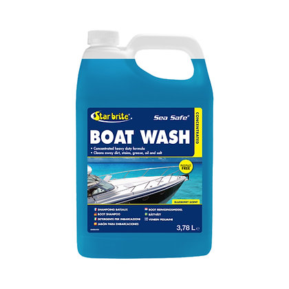 Star Brite Boat Wash Concentrated Blueberry Scent 3,78L