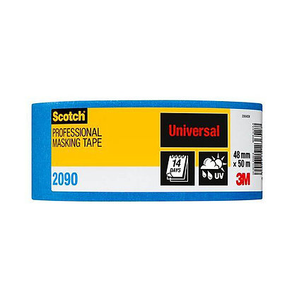 3M Blue Professional Masking Tape 48mmX50m