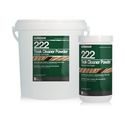 Clinazur 222 Teak Cleaning Powder 5kg