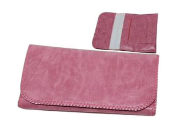 Monte 0140 Tobacco Case - Pink