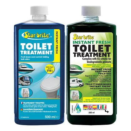 Star Brite Instant Fresh Toilet Treatment Lemon/Pine 500ml