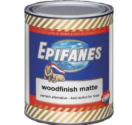 Epifanes Woodfinish Matte 1L