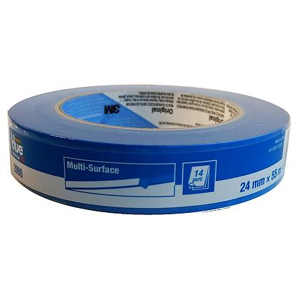 3M 2090 Scotch Blue Painters 14 Day Masking Tape 25mm x 55m