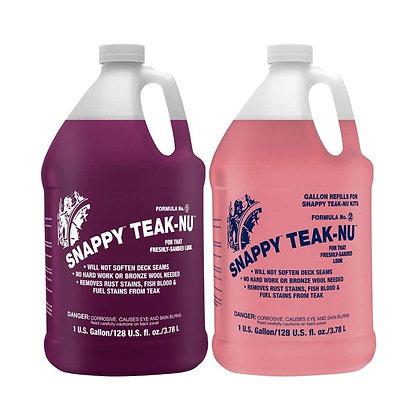 Snappy Teak Cleaner 4L