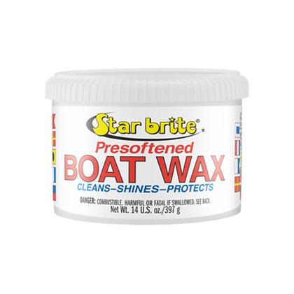 Star Brite Presoftened Boat Paste Wax 397g