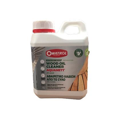 Owatrol Wood Oil Cleaner 1L