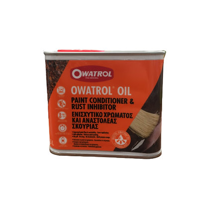 Owatrol Oil Paint Conditioner & Rust Inhibitor 0,5L