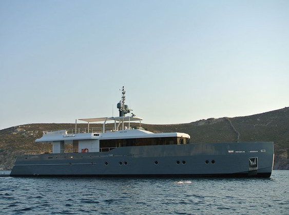 Luxury motor yacht Only Now by Tansu Yac