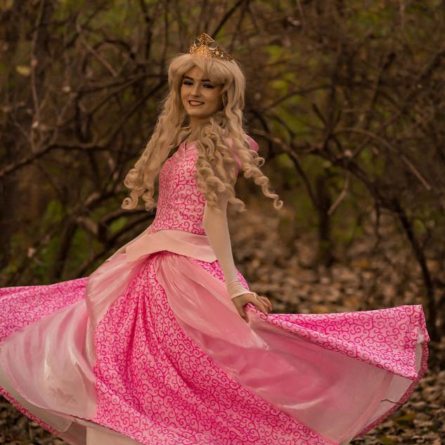 Sleeping Beauty Twirl