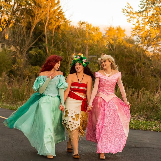 Princess friends
